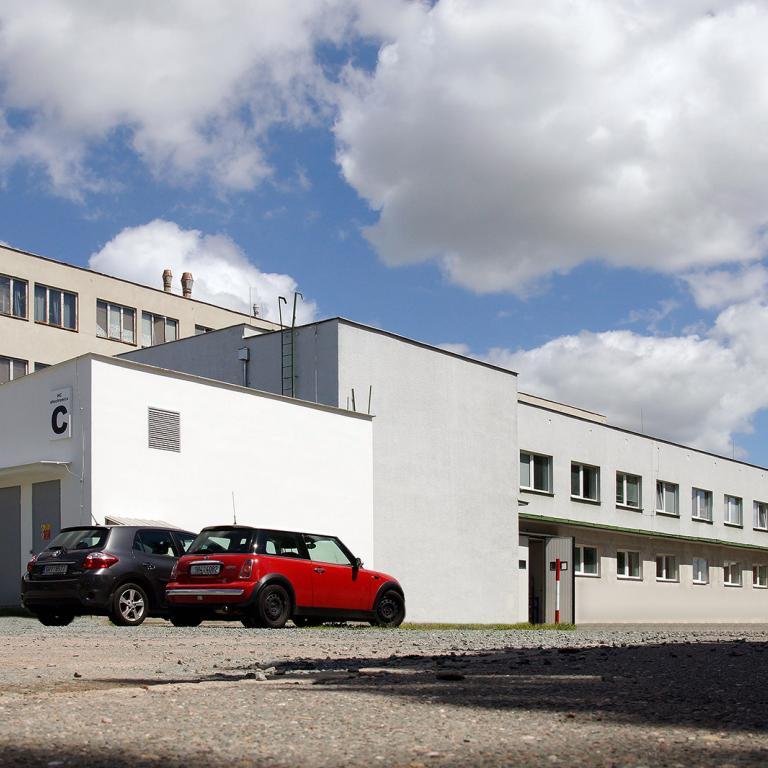 Budova C - výroba a sklad